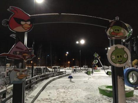 """【レポート】フィンランドを一躍""""スマホゲームの国""""にした「アングリーバード」の公園ってどんなの?実際に行って見てきた"""