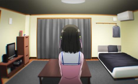 VRで結衣と一緒に暮らそう!CAMPFIREにてアニメ「One Room」のVR化クラウドファンディングプロジェクトが始動