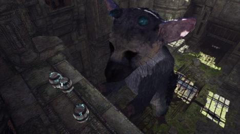 SIEJA、PS VR向けコンテンツ「人喰いの大鷲トリコ VR Demo」を12/14に無料配信