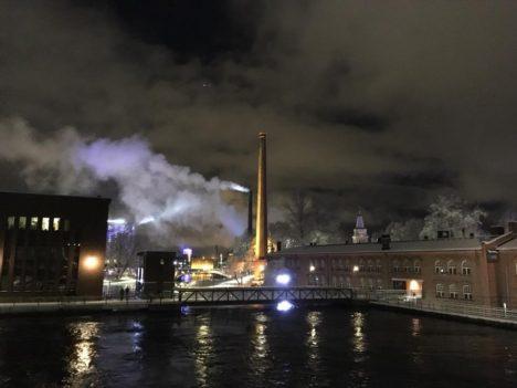 【レポート】スチームパンク!工場萌え!模型!XR!どれかにピンと来たらフィンランド第二の都市・タンペレに行くべし!