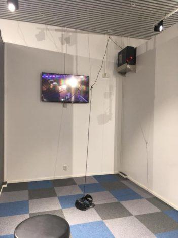 【レポート】街歩きしていて偶然発見!HTC Vive向けVRゲームをプレイできるフィンランドのVRアーケード「Portaali」