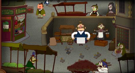 コーラス・ワールドワイド、スマホ向け推理アドベンチャーゲーム「バートラム・フィドル」シリーズ最新作「バートラム・フィドル 惨々たる誤算」の予約受付を開始