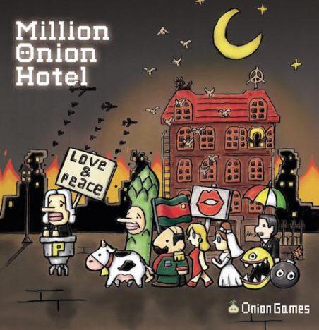 Onion Games、アクションパズルゲーム「Million Onion Hotel」のサントラを発売決定