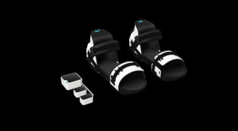 Cerevo、VRシューズ「Taclim」のコンセプトを一新