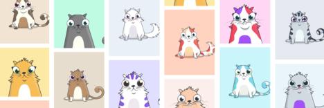 Animoca Brands、仮想通貨「イーサリアム」でプレイする猫育成ゲーム「CryptoKitties」の中国展開のためカナダのAxiom Zenとライセンス提携