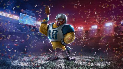 Rovio、Angry BirdsシリーズにてアメリカンフットボールリーグのNFLとコラボ