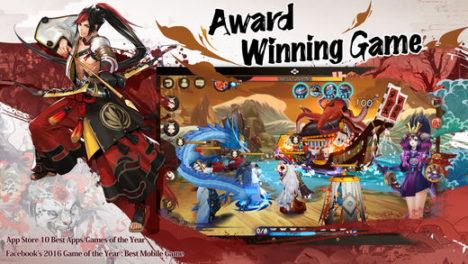 中国NetEase、幻想RPG「陰陽師」の英語版のテスト配信を開始