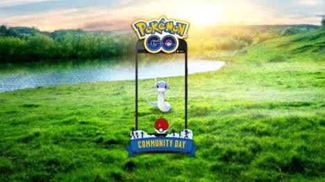 Pokémon GO、2/24にミニリュウが大量発生するコミュニティ・デイを開催