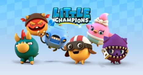 アプリボット、グローバル市場向け新作スマホゲーム「リトルチャンピオンズ」の事前登録受付を開始