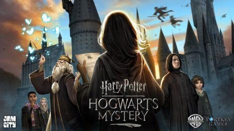 人気小説/映画シリーズ「ハリー・ポッター」のスマホ向けRPG「Harry Potter: Hogwarts Mystery」、4/25にリリース決定