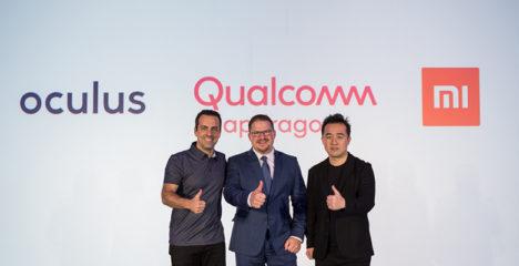Oculus VRと中国Xiaomi、無線VR HMDで提携