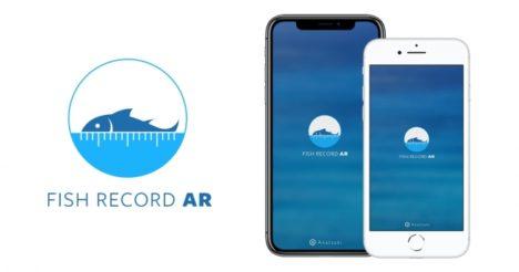 アカツキ、魚釣り×エンタメARアプリ「Fish Record AR」のiOS版をリリース