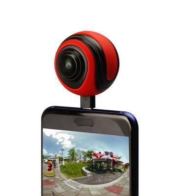 台湾VIA Technologies、4K Ultra HD 360°カメラ用のVPai Clip2 Proターンキーソリューションをリリース
