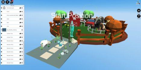 誰でもVR空間を作れるVR制作・配信プラットフォーム「STYLY」がGoogleの3DCG共有サイト「Poly」に対応 3DモデルをシームレスにVR空間へ取り込み可能に