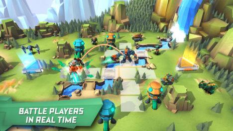 ガンホー、北米市場向けスマホゲーム「Super Senso」を1/24に欧州市場でもリリース