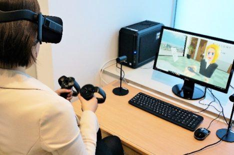 VRで接客を学ぶ学習コンテンツ「VRおもてなし研修」をパソナ・キャプラン・Synamonが共同開発
