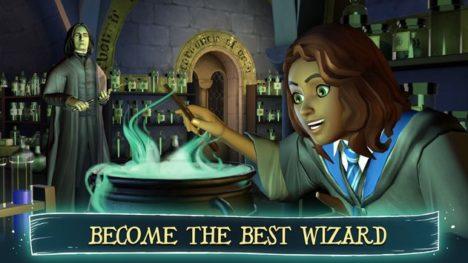 Jam City、人気小説/映画シリーズ「ハリー・ポッター」のスマホ向けRPG「Harry Potter: Hogwarts Mystery」のテスト配信を開始