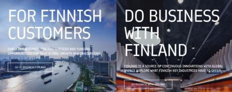 フィンランド技術庁と大使館商務部が合併 新たに「Business Finland」の名称で活動