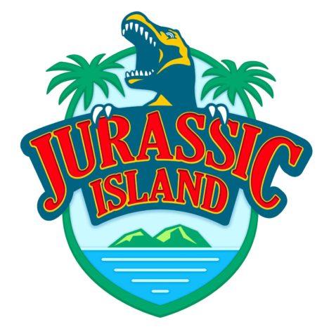 ハウステンボス、史上初の屋外ウォークスルー型ARアトラクション「JURASSIC ISLAND」を長崎の無人島にオープン