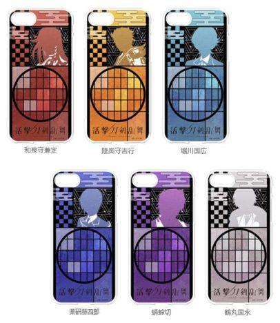 CHARA MODE、アニメ「活撃 刀剣乱舞」のiPhoneケース&スマホスタンド&ミニタオルを発売