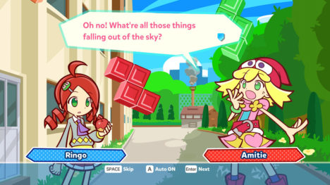 セガゲームス、PC版「ぷよぷよテトリス」を2/28にSteamにてリリース