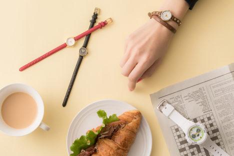 SuperGroupies、アイドル育成ゲーム「あんさんぶるスターズ!」の腕時計の予約受付を開始