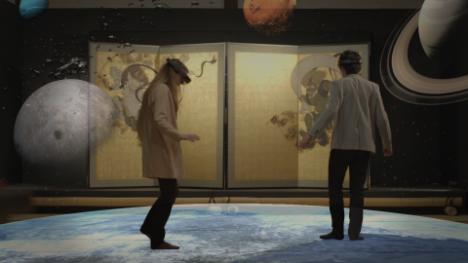 hakuhodo-VRARと建仁寺、国宝「風神雷神図屏風」を題材ににしたMR鑑賞体験イベント「MRミュージアム in 京都」を開催