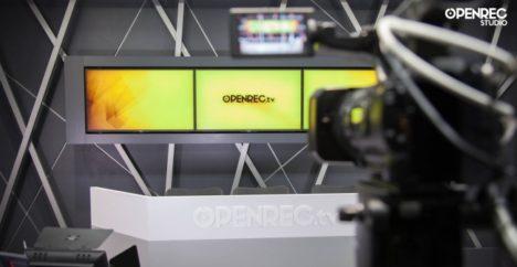 CyberZ、ゲーム実況専用スタジオ「OPENREC STUDIO」をさらにリニューアル 国内最大級のeスポーツスタジオを完備