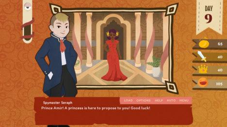 おとぎ話の王子様がゲイだったら?フィンランドのゲームディベロッパーのLizard Hazard Games、性的多様性を考えるゲーム「Your Royal Gayness」をリリース