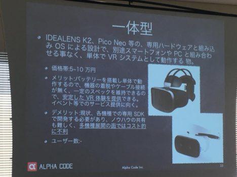 【レポート】GLSセミナー2018「バーチャルリアリティ(VR)最前線」レポート~その1~
