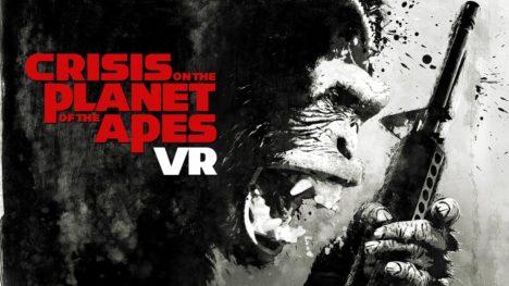 20世紀FOX、映画「猿の惑星」シリーズのVRコンテンツ「Crisis on the Planet of the Apes VR」を制作