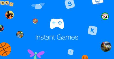 Facebook、カジュアルゲームプラットフォーム「Instant Games」を一般の開発者にも開放へ