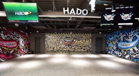 ARスポーツ「HADO」が韓国に進出決定