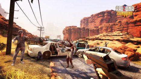 PS VR向けゾンビシューティングゲーム「アリゾナ・サンシャイン」の日本版がリリース