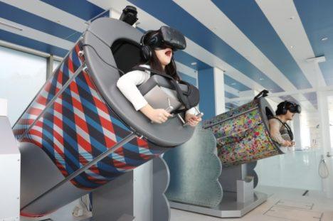 SKY CIRCUS サンシャイン60展望台、VRの利用年齢制限を7歳以上に引き下げ
