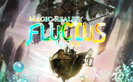 MRシアター「TYFFONIUM」、新コンテンツ「FLUCTUS(フラクタス)」を4/20より展開