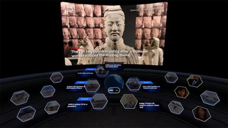 CNN、VRでニュースを伝えるOculus Rift向けアプリ「CNN VR」をリリース