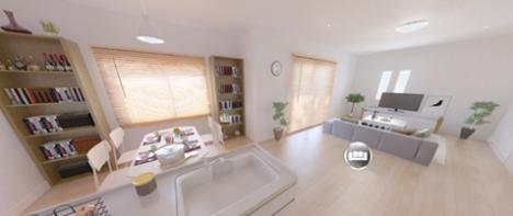 東急リバブル、築建売住宅の販売促進にVRを導入
