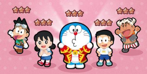 スマホ向けパズルゲーム「LINE POP2」、「映画ドラえもん のび太の宝島」とコラボを開始