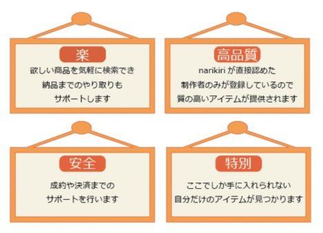 コスプレ・創作アイテムの制作を依頼できるクラウドマッチングサービス「narikiri」がオープン