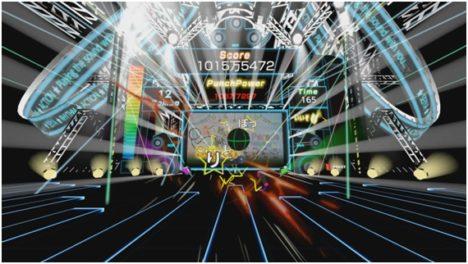 歌詞をパンチする新感覚VR音楽ゲーム「SEIYA」がSteamにて配信開始