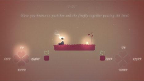 【やってみた】引き裂かれてしまった恋人たちを再び出逢わせる謎解きパズルゲーム「Love Engine」