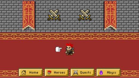 【やってみた】懐かしいドット絵と8bitサウンドが印象的な80年代風もの作りRPG「Iron Quest」