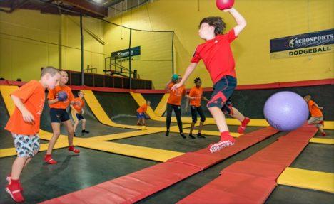 ARスポーツ「HADO」の新店舗が米カルフォルニアにオープン