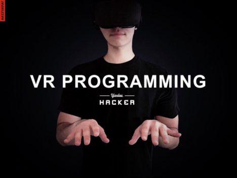 ハッシャダイ、日本初のVRプログラミング学習システム「VR PROGRAMMING」を発表