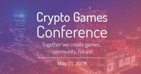 5/11、ウクライナ・キエフにて仮想通貨連動ゲームのカンファレンスイベント「Crypto Games Conference」開催