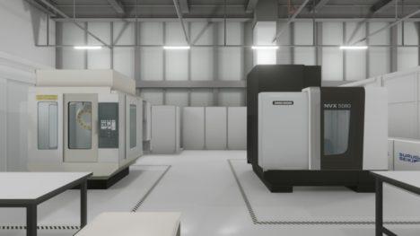 Synamon、駿河精機と共同開発した製造業向けVRコンテンツをドイツのHANNOVER MESSEに出展