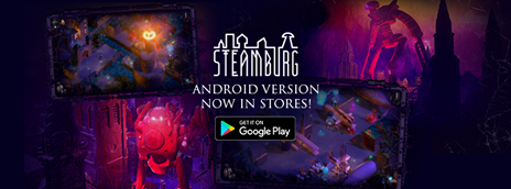 ポーランドの独立系ゲームディベロッパーのTelehorse、スチームパンク謎解きゲーム「Steamburg」のAndroid版をリリース