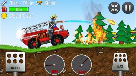 スマホ向けレーシングゲーム「Hill Climb Racing」、10億ダウンロードを突破