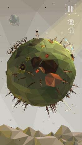 【やってみた】自然エネルギーを駆使して荒廃した惑星を蘇らせるパズルゲーム「THE PATH TO LUMA」